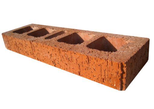 Ladrillo gran formato terracota AA